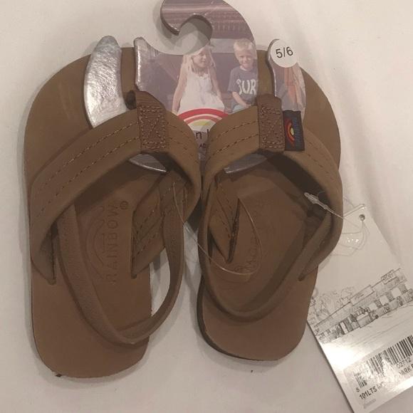 c2c4dc491571 Rainbow sandals - dark brown